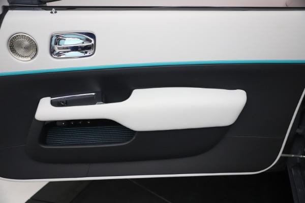 Used 2021 Rolls-Royce Wraith KRYPTOS for sale $444,275 at Bugatti of Greenwich in Greenwich CT 06830 23