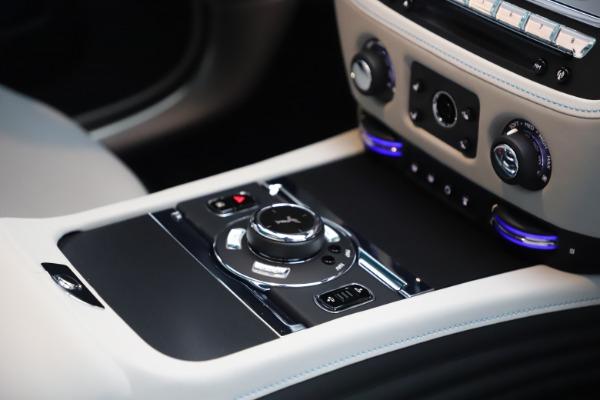 Used 2021 Rolls-Royce Wraith KRYPTOS for sale $444,275 at Bugatti of Greenwich in Greenwich CT 06830 25