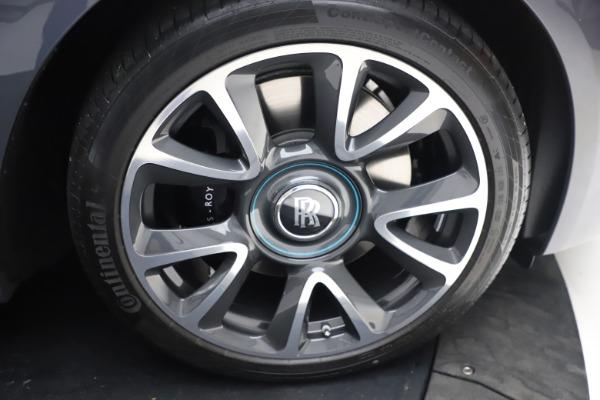 Used 2021 Rolls-Royce Wraith KRYPTOS for sale $444,275 at Bugatti of Greenwich in Greenwich CT 06830 28