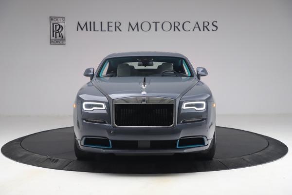 Used 2021 Rolls-Royce Wraith KRYPTOS for sale $444,275 at Bugatti of Greenwich in Greenwich CT 06830 3