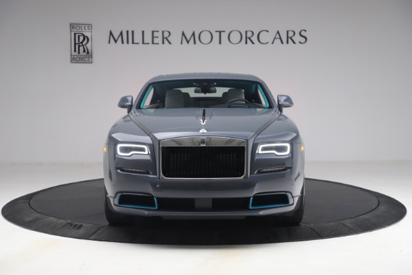 Used 2021 Rolls-Royce Wraith for sale $444,275 at Bugatti of Greenwich in Greenwich CT 06830 3