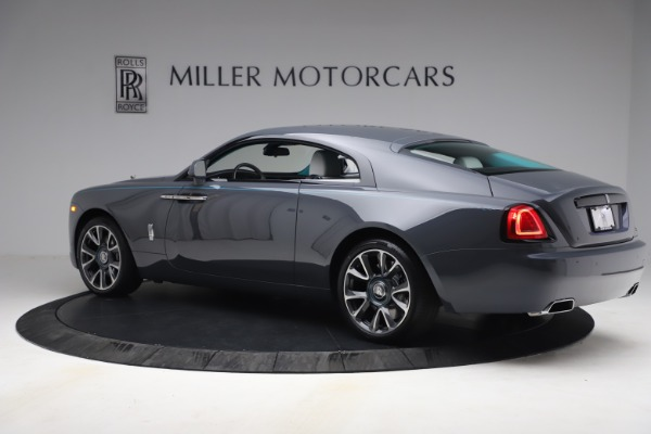 Used 2021 Rolls-Royce Wraith for sale $444,275 at Bugatti of Greenwich in Greenwich CT 06830 5