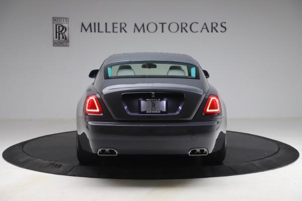 Used 2021 Rolls-Royce Wraith KRYPTOS for sale $444,275 at Bugatti of Greenwich in Greenwich CT 06830 7