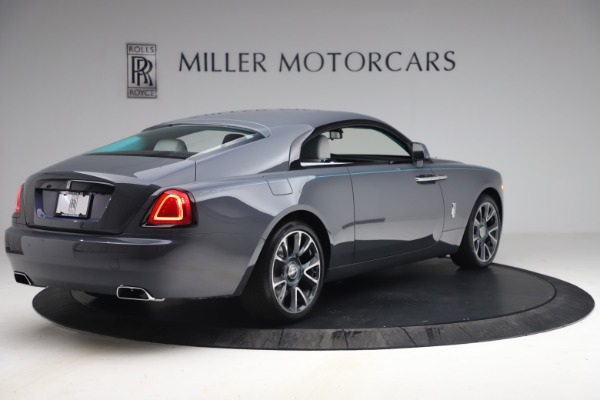 Used 2021 Rolls-Royce Wraith for sale $444,275 at Bugatti of Greenwich in Greenwich CT 06830 9