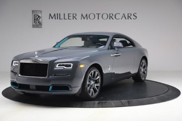 Used 2021 Rolls-Royce Wraith KRYPTOS for sale $444,275 at Bugatti of Greenwich in Greenwich CT 06830 1