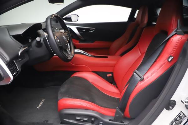 Used 2017 Acura NSX SH-AWD Sport Hybrid for sale $139,900 at Bugatti of Greenwich in Greenwich CT 06830 14