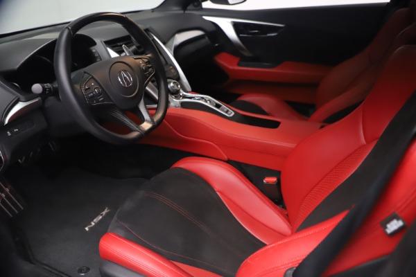Used 2017 Acura NSX SH-AWD Sport Hybrid for sale $139,900 at Bugatti of Greenwich in Greenwich CT 06830 15