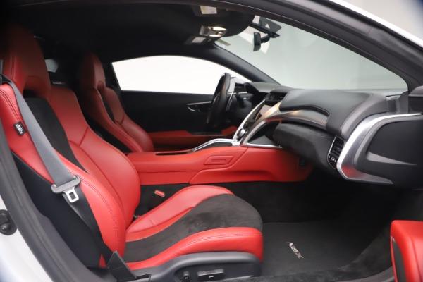 Used 2017 Acura NSX SH-AWD Sport Hybrid for sale $139,900 at Bugatti of Greenwich in Greenwich CT 06830 17