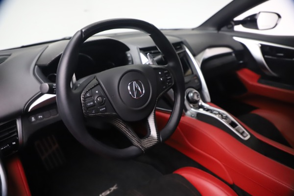 Used 2017 Acura NSX SH-AWD Sport Hybrid for sale $139,900 at Bugatti of Greenwich in Greenwich CT 06830 20