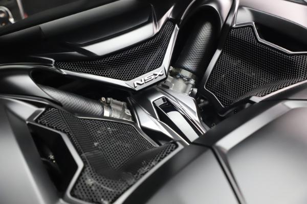 Used 2017 Acura NSX SH-AWD Sport Hybrid for sale $139,900 at Bugatti of Greenwich in Greenwich CT 06830 21