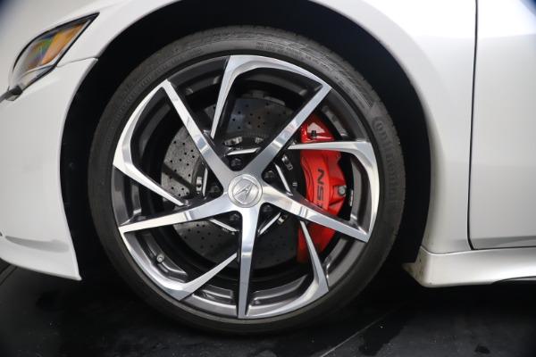Used 2017 Acura NSX SH-AWD Sport Hybrid for sale $139,900 at Bugatti of Greenwich in Greenwich CT 06830 23