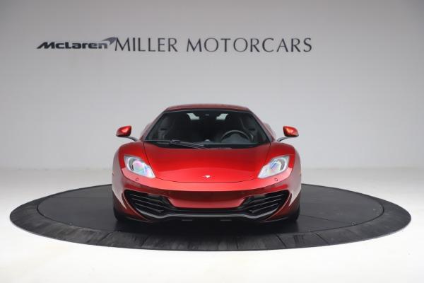 Used 2013 McLaren MP4-12C Spider for sale $134,900 at Bugatti of Greenwich in Greenwich CT 06830 21