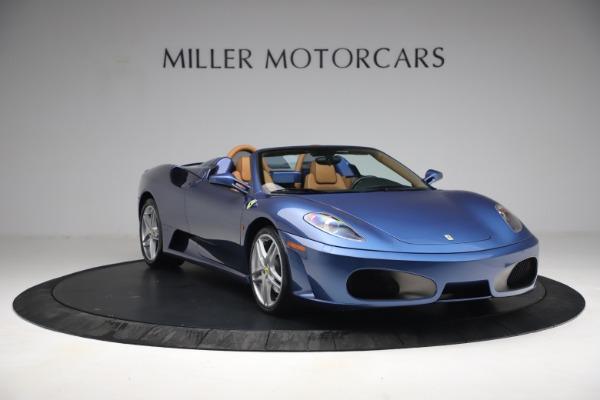 Used 2006 Ferrari F430 Spider for sale $139,900 at Bugatti of Greenwich in Greenwich CT 06830 11