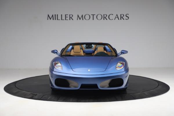 Used 2006 Ferrari F430 Spider for sale $139,900 at Bugatti of Greenwich in Greenwich CT 06830 12
