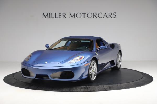 Used 2006 Ferrari F430 Spider for sale $139,900 at Bugatti of Greenwich in Greenwich CT 06830 13