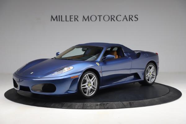 Used 2006 Ferrari F430 Spider for sale $139,900 at Bugatti of Greenwich in Greenwich CT 06830 14