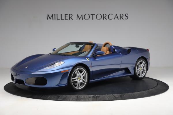Used 2006 Ferrari F430 Spider for sale $139,900 at Bugatti of Greenwich in Greenwich CT 06830 2