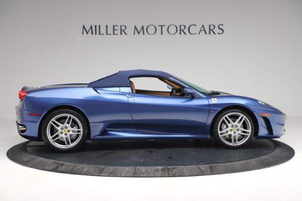 Used 2006 Ferrari F430 Spider for sale $139,900 at Bugatti of Greenwich in Greenwich CT 06830 21