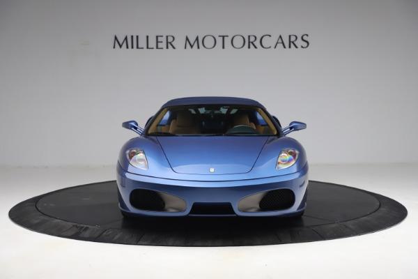 Used 2006 Ferrari F430 Spider for sale $139,900 at Bugatti of Greenwich in Greenwich CT 06830 24