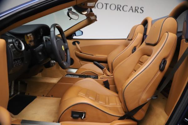Used 2006 Ferrari F430 Spider for sale $139,900 at Bugatti of Greenwich in Greenwich CT 06830 26