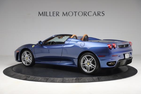 Used 2006 Ferrari F430 Spider for sale $139,900 at Bugatti of Greenwich in Greenwich CT 06830 4