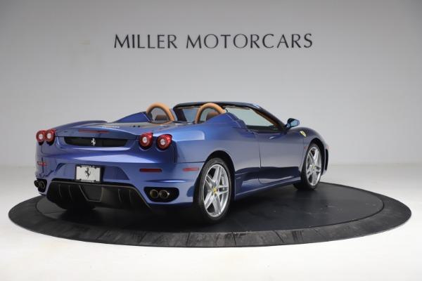 Used 2006 Ferrari F430 Spider for sale $139,900 at Bugatti of Greenwich in Greenwich CT 06830 7