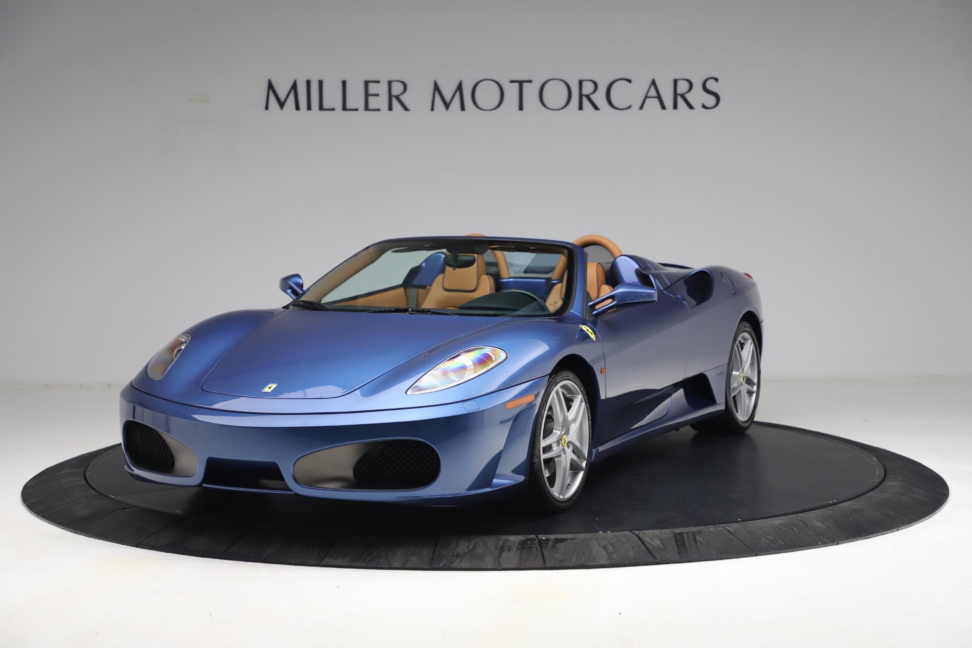 Used 2006 Ferrari F430 Spider for sale $139,900 at Bugatti of Greenwich in Greenwich CT 06830 1