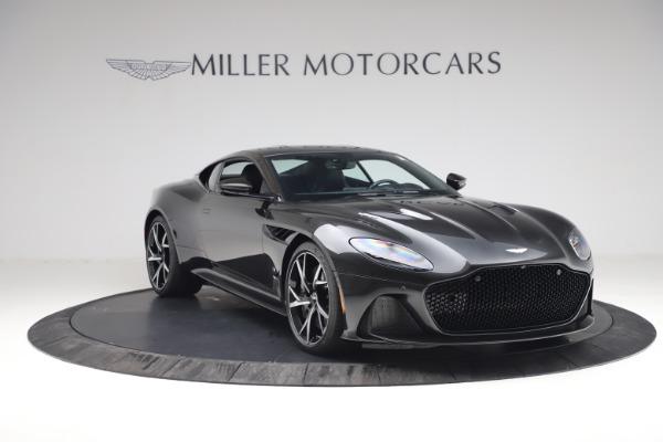 New 2021 Aston Martin DBS Superleggera 007 for sale $391,211 at Bugatti of Greenwich in Greenwich CT 06830 10