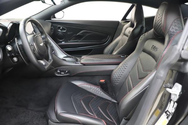 New 2021 Aston Martin DBS Superleggera 007 for sale $391,211 at Bugatti of Greenwich in Greenwich CT 06830 13