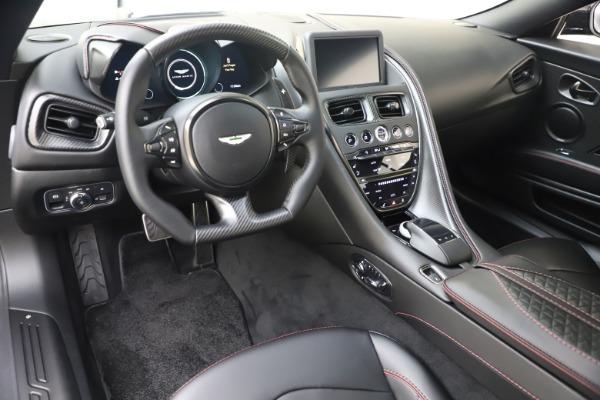 New 2021 Aston Martin DBS Superleggera 007 for sale $391,211 at Bugatti of Greenwich in Greenwich CT 06830 14