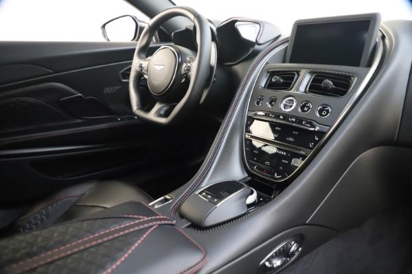 New 2021 Aston Martin DBS Superleggera 007 for sale $391,211 at Bugatti of Greenwich in Greenwich CT 06830 17