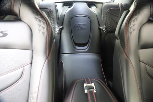 New 2021 Aston Martin DBS Superleggera 007 for sale $391,211 at Bugatti of Greenwich in Greenwich CT 06830 18