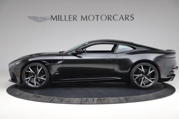 New 2021 Aston Martin DBS Superleggera 007 for sale $391,211 at Bugatti of Greenwich in Greenwich CT 06830 2