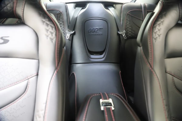 New 2021 Aston Martin DBS Superleggera 007 for sale $391,211 at Bugatti of Greenwich in Greenwich CT 06830 22
