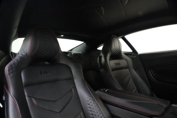 New 2021 Aston Martin DBS Superleggera 007 for sale $391,211 at Bugatti of Greenwich in Greenwich CT 06830 23