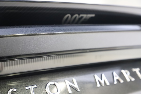 New 2021 Aston Martin DBS Superleggera 007 for sale $391,211 at Bugatti of Greenwich in Greenwich CT 06830 25