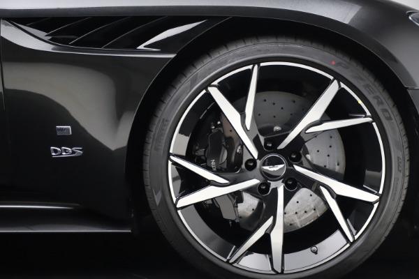 New 2021 Aston Martin DBS Superleggera 007 for sale $391,211 at Bugatti of Greenwich in Greenwich CT 06830 27