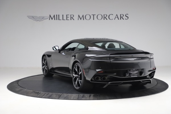 New 2021 Aston Martin DBS Superleggera 007 for sale $391,211 at Bugatti of Greenwich in Greenwich CT 06830 4
