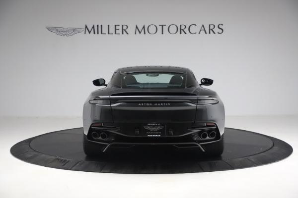 New 2021 Aston Martin DBS Superleggera 007 for sale $391,211 at Bugatti of Greenwich in Greenwich CT 06830 5
