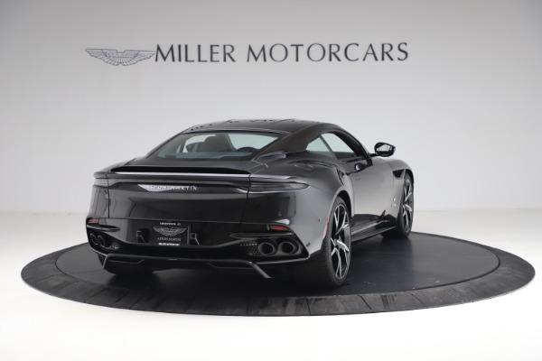 New 2021 Aston Martin DBS Superleggera 007 for sale $391,211 at Bugatti of Greenwich in Greenwich CT 06830 6