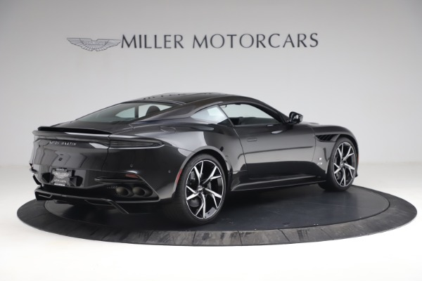 New 2021 Aston Martin DBS Superleggera 007 for sale $391,211 at Bugatti of Greenwich in Greenwich CT 06830 7