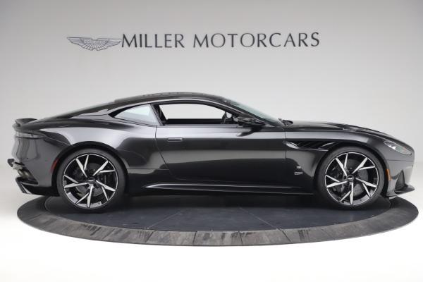 New 2021 Aston Martin DBS Superleggera 007 for sale $391,211 at Bugatti of Greenwich in Greenwich CT 06830 8