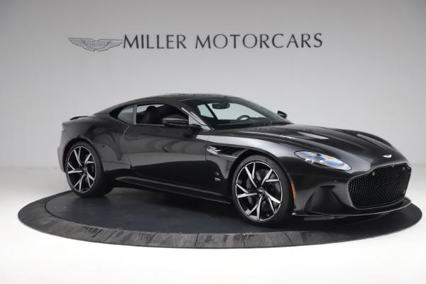 New 2021 Aston Martin DBS Superleggera 007 for sale $391,211 at Bugatti of Greenwich in Greenwich CT 06830 9