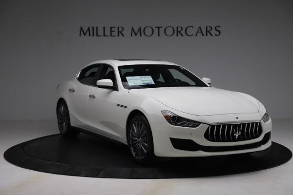 New 2021 Maserati Ghibli SQ4 for sale $85,804 at Bugatti of Greenwich in Greenwich CT 06830 12