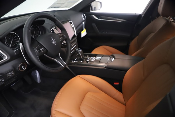 New 2021 Maserati Ghibli SQ4 for sale $85,804 at Bugatti of Greenwich in Greenwich CT 06830 14