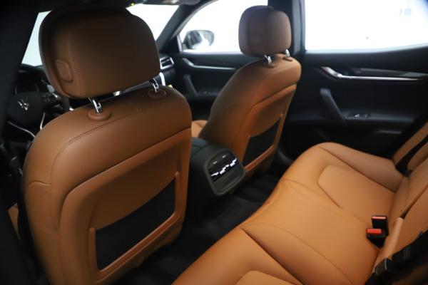 New 2021 Maserati Ghibli SQ4 for sale $85,804 at Bugatti of Greenwich in Greenwich CT 06830 19