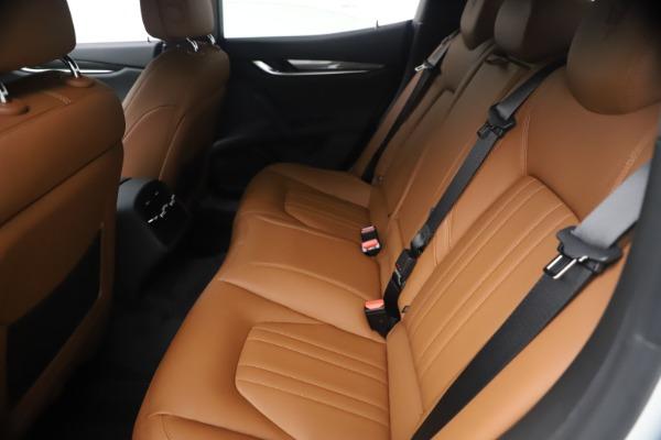 New 2021 Maserati Ghibli SQ4 for sale $85,804 at Bugatti of Greenwich in Greenwich CT 06830 20