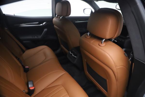 New 2021 Maserati Ghibli SQ4 for sale $85,804 at Bugatti of Greenwich in Greenwich CT 06830 26