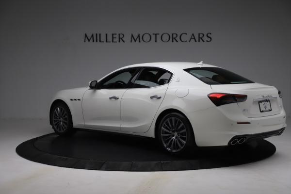 New 2021 Maserati Ghibli SQ4 for sale $85,804 at Bugatti of Greenwich in Greenwich CT 06830 4