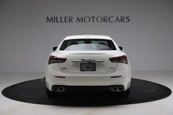 New 2021 Maserati Ghibli SQ4 for sale $85,804 at Bugatti of Greenwich in Greenwich CT 06830 6